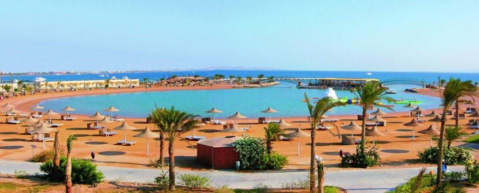 Пляж отеля Desert Rose